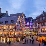 Week-end pour vos comités d'entreprises,  groupes ou séminaire au marché de Noël de Colmar en Alsace